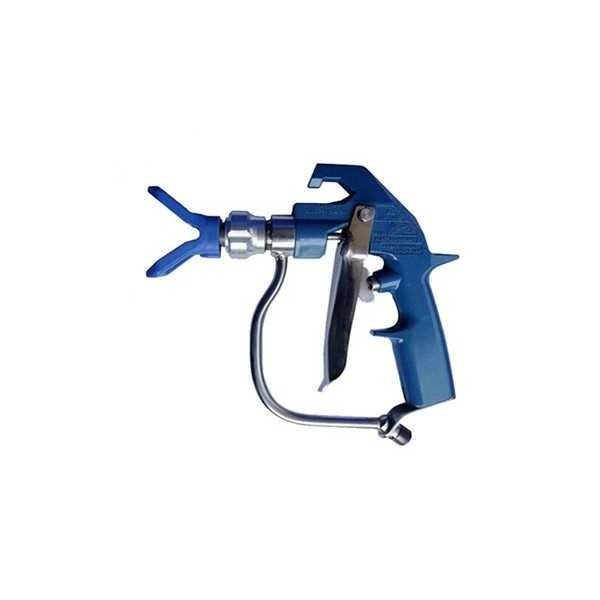pistolet do szpachli airless - STRONG HD BLUE