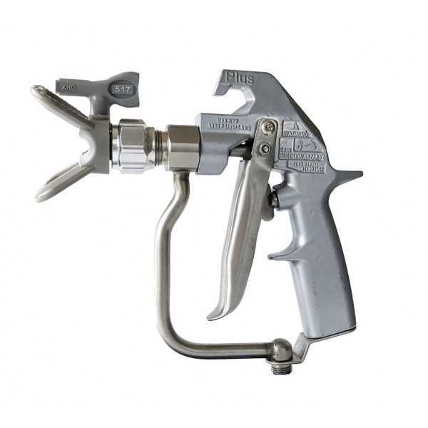 pistolet malarski 500 bar - STRONG SILVER PLUS