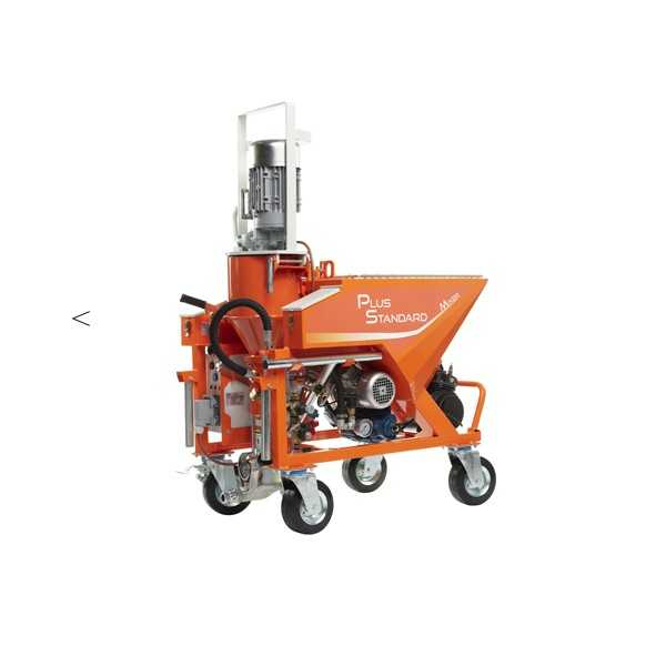 agregat tynkarski PLUS STANDARD - MIXER